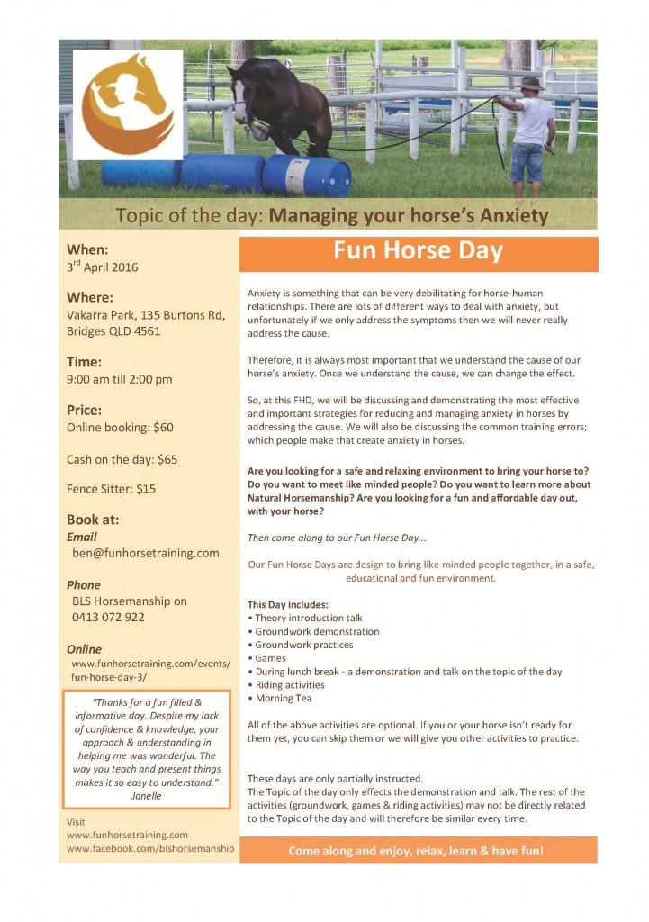Fun-Horse-Day-Flyer-03-04-2016-Managing-your-horse's-anxiety-and-fear